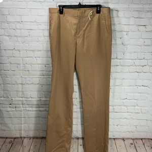 NWOT Bonobos Tan Stretch Weekday Warrior Pants 34